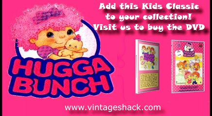 The Hugga Bunch Clip Bridget makes a breakfast of champions and encourages huggs