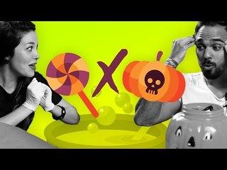 DOCE OU TRAVESSURA - Especial de Halloween