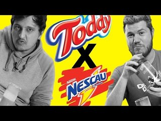 Toddy x Nescau