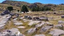 Çorum Gezilecek Yerler - Hattuşaş Antik Kenti 1 No lu Tapınak