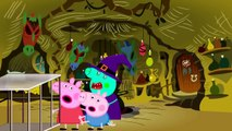 Peppa Pig Español Crying in Prison Makeup For Mummy Pig Outdoors Sunbathing English Episodes