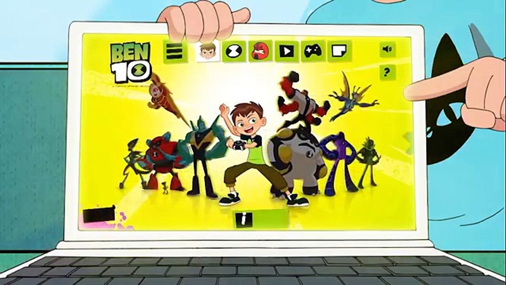 BEN 10 | Eğlence BEN 10 Web Sitesinde! | Cartoon Network Türkiye