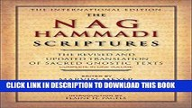 Ebook The Nag Hammadi Scriptures: The Revised and Updated Translation of Sacred Gnostic Texts