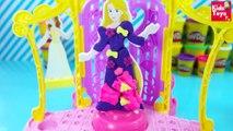 Disney Princesas español ★ Juegos de Princesas Plastilina Play doh ★ Juguetes de Plastilina