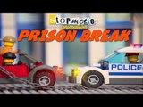 Stop Motion Animation - Lego Prison Break | Lego Jail Break | Lego Stop Motion | Stop Motion Videos