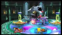 Pikachu Vs ChibiKage89 - Kalos Pokemon League - Super Smash Bros Wii U Gameplay