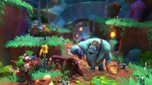 Dungeon Defenders 2 - Dungeon Defenders and Terraria Crossover Trailer