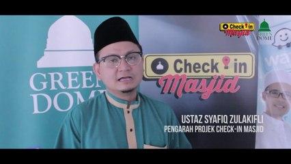 Ustaz Syafiq Zulakifli - Apa Kata Mereka? Program Check-In Masjid