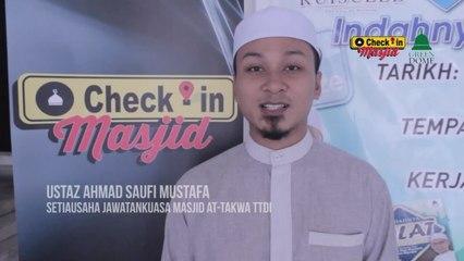 Ustaz Saufi Mustaffa - Apa Kata Mereka?