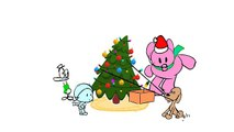 How is Pocoyo made?: Lets decorate the Christmas tree! (3/3)