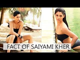 Mirzya Actress Saiyami Kher Unknown FACTS