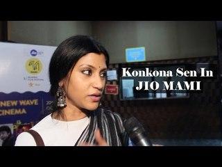 "Konkona Sen Sharma Talks About Her First Directed Movie ""A Death in the Gunj"""