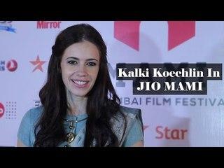 Kalki | 18th Jio Mami Host Red Carpet Premiere of A Death In The Gunj
