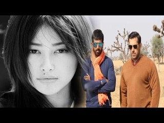 Salman Khan's TUBELIGHT Heroine Zhu Zhu's First Look Leaked | Exclusive