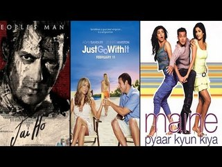 10 Salman Khan Movies That Were Copied From Hollywood