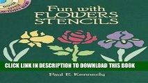 [READ] EBOOK Fun with Flowers Stencils (Dover Stencils) BEST COLLECTION