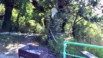 VLOG:Деревушка Криница .Катер летит по волнам моря.Путешествие по России