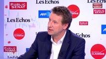 """Yannick Jadot : """"Je suis inquiet que le parti LR deviennet anti écolo comme les républiicains aux Etats-Unis."""""""