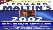 [FREE] EBOOK Leonard Maltin s Movie and Video Guide 2002 (Leonard Maltin s Movie Guide (Mass