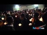 Cầu nguyện trên tàu HQ-571 cho vong linh trên vùng biển Trường Sa