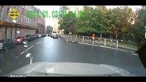 Compil d'accidents de la route en Russie.. du bonheur lol