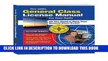 [PDF] FREE General Class License Manual (Arrl General Class License Manual for the Radio Amateur)