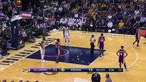 "Metta World Peace Hits a Free Throw & Shouts ""I Love Basketball!"" | 2016-17 NBA Season"