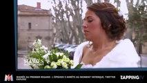Mariés au premier regard : L'épisode s'arrête au moment fatidique, Twitter explose