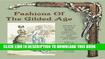 Read Now Fashions of the Gilded Age, Volume 2: Evening, Bridal, Sports, Outerwear, Accessories,