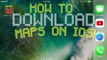 Minecraft Pocket Edition 0.16.0 - HOW TO DOWNLOAD MAPS! {iOS}   how to get maps on iOS [MCPE 0.16.0]