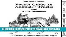 [PDF] Pocket Guide - Animal Tracks - Hunting - Animal Tracks - Guide to Animal Tracks - Andy