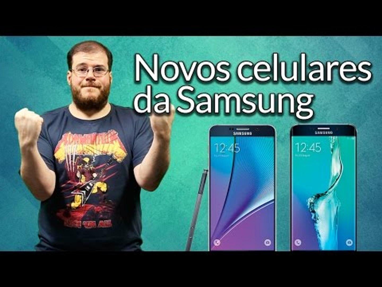 Hoje no TecMundo (13/08/2015) — Note 5 e S6 edge+, novos aparelhos da Xiaomi e iPhone como freio