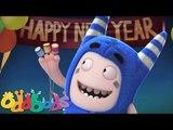 Oddbods | Happy New Year from Pogo