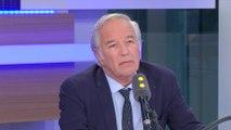 """Pour François Rebsamen, François Hollande """"est le seul capable de rassembler la gauche"""""""