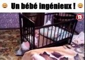 un bébé ingénieux