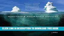 [PDF] FREE Auditing   Assurance Services, 5th Edition (Auditing and Assurance Services) [Download]