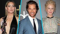 2016 Hollywood Film Awards Red Carpet | Kate Hudson, Matthew McConaughey, Nicole Kidman