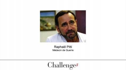 Raphael Pitti - dans la tête d'un médecin de guerre