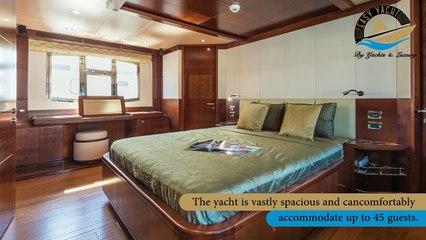 Lady of Sea Boat Dubai - Easy Yacht
