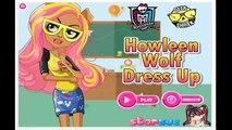 Howleen Wolf Dress Up - Monster High Games For Girls