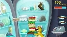 Lilo & Stitch Peanut Butter Express Online Game Флеш игра Стич new Лило и Стич Мастер бутербродов