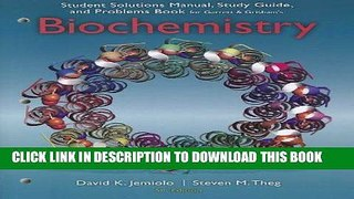 [PDF] Epub Study Guide with Student Solutions Manual and Problems Book for Garrett/Grisham s