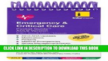 [PDF] Mobi Emergency     Critical Care Pocket Guide, ACLS Version Full Online