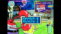 Spongebob SquarePants Online Games Spongebob Bikini Bottom Bust Up Karate Game