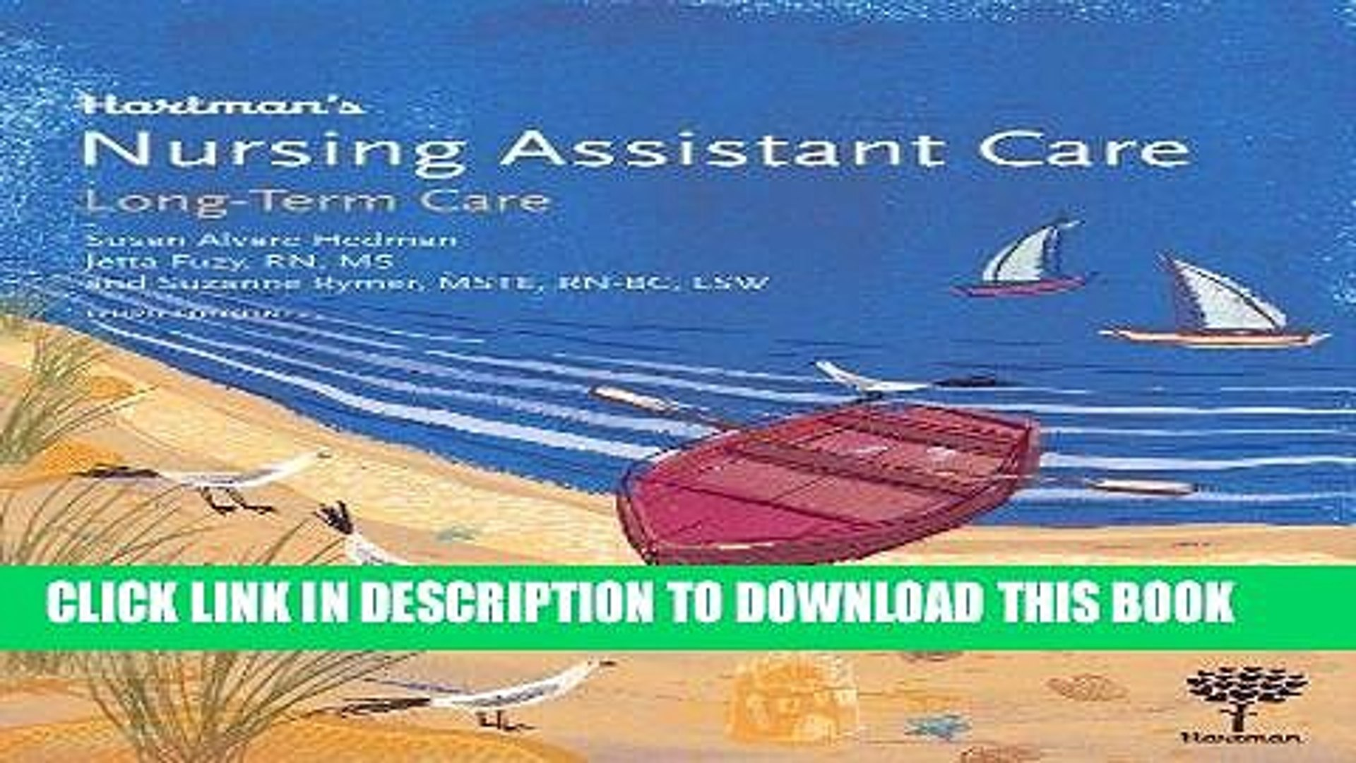 [PDF] Epub Hartman s Nursing Assistant Care: Long-Term Care, 3e Full Online