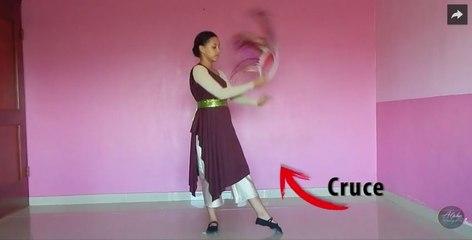 Tutorial Rutina de Aro de Lluvia/Aro de Gloria/Tabroit (Danza Cristiana)