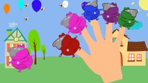 #Peppa Pig #Iron man #Finger Family #Nursery Rhymes and more Lyrics -Five Finger TV