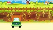 Le Camion Curieux Le dessin animé pour les enfants Voiture pour bébés Vidéo Éducative de Voitures