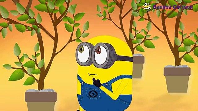 Minions Banana Baby planet  Funny Cartoon ~ Minions Mini Movies 2017