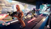 Star Wars Rebels Reveal   Disney Infinity Toy Box TV   Ep 72